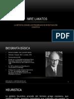 Imre Lakatos Clase Viii