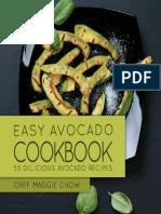 Easy Avocado Cookbook