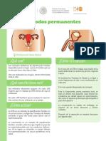 10 Metodos Permanentes Ficha Informativa