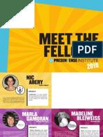 Fellowship Booklet