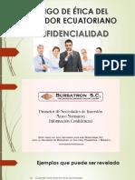 CONFIDENCIALIDAD - DEBATE.pptx