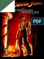 Livro 02 - Indiana Jones e a Templo Da Perdicao - James Kahn