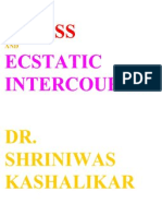 Stress and Ecstatic Intercourse Dr Shriniwas Kashalikar