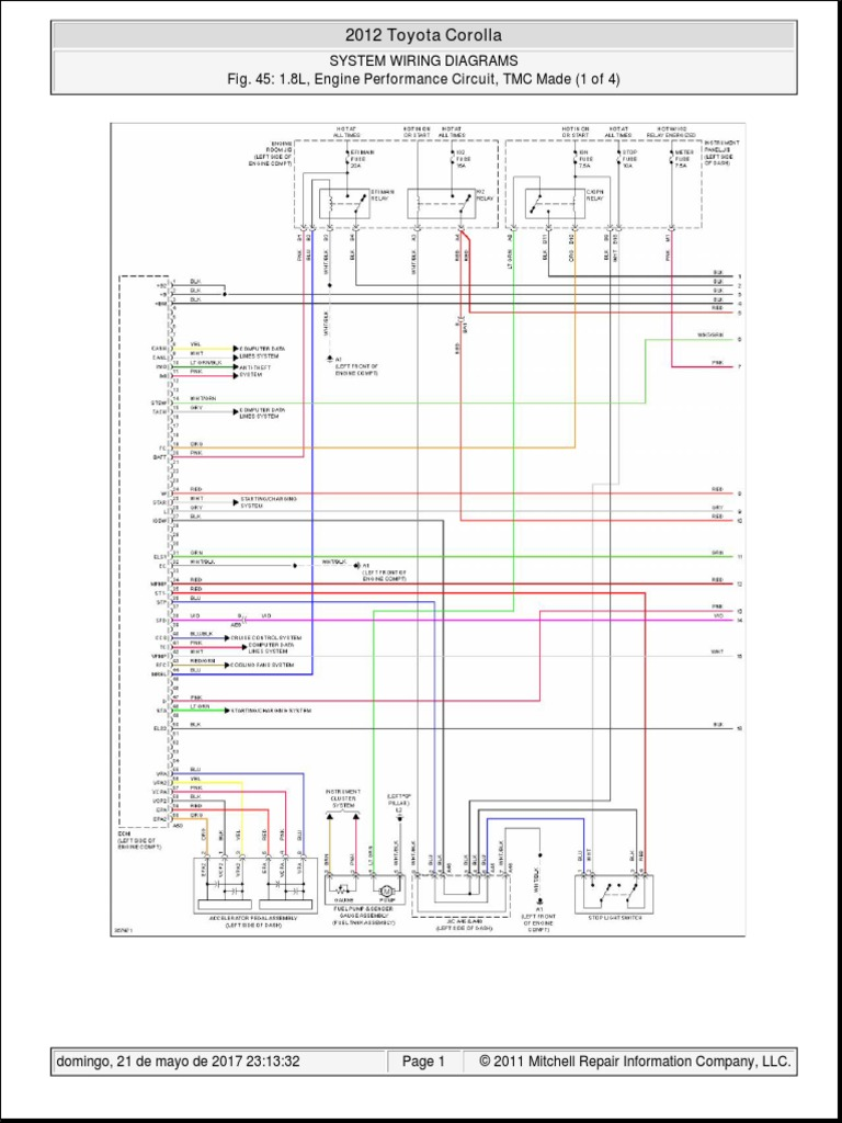 toyota 1 8l engine diagram 1 8 engine corolla tmc made  1 8 engine corolla tmc made