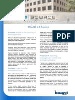 B-Source Case Study