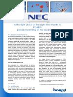NEC Case Study