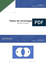 1Tipos de La Investigacion
