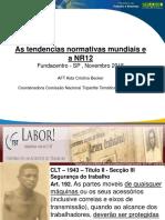 NR-12 Fundacentro SP Nov 2015
