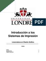 Introduccion a Los Sistemas de Impresion