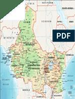 78.Közép És Kelet Afrika