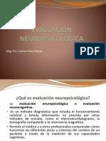 Taller Pruebas Neuropsicológicas Importancia Clase 2