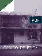 Codigo de Etica Del Colegio de Enfermeras de Chile 2008 (1)