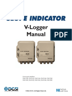 V Logger Manual