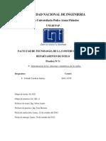 Practica N°3 - Determinacion de las relaciones volumetricas de los suelos