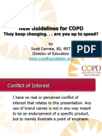 COPD NEW Guidelines