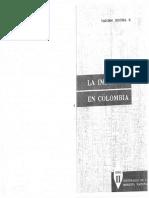 Higuera_La Imprenta en Colombia