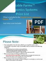 Aquaphonics pfapl