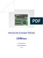 Manual USBKeys