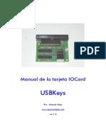 Manual USBKeys