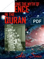 Debunking the Myth of Science in the Quran - Analysis of Zakir Naik's tricks to fool the public (Ali Sina)