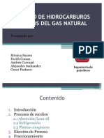 Recobro Hidrocarburos Liquidos GasNatural