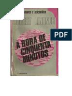 A Hora de Cinquenta Minutos - Robert Lindner
