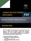 Curso de eletrônica aplicada (amplificadores).ppt