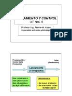 PYCP UT6 2006 2.0 Lanzamiento y Control Draft