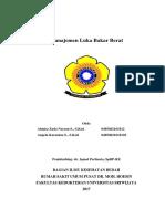 Cover Manajemen Luka Bakar