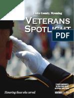 Special Section - Veterans Spotlight - Kae - 11-11