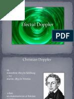 Efect Doppler