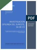 Investigacion Ofiline
