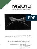 HCM 2010 Vol 2_Flujo Ininterrumpido_Alumnos