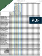 Reporte Registro Auxiliar 5D