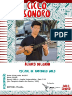 Recital Álvaro