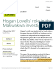 171103_Hogan Lovells Role in the Makwakwa Investigation