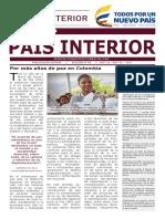 Semanario / País Interior 20-11-2017