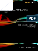 presentacion de sistemas auxiliares autotronica