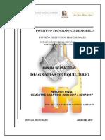 Manual de Prácticas Diagramas de Equilibrio
