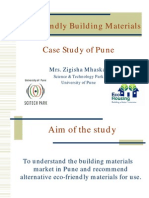 Eco-Friendly Building Materials