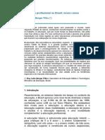 Educação Profissional e Tecnológica No Brasil