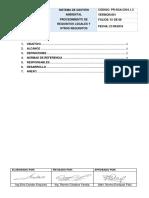 6.1.3. Requisitos Legales y Otros Requisitos (1)
