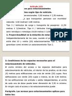 Articulo 13 en Adelante.