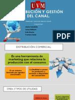 Distribución y Gestión Del Canal