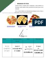 secor circular de pizza