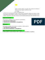Perfil de Autoconhecimento Ver97 2003
