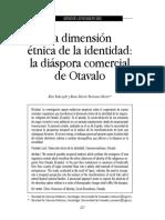 Otavalo identidad