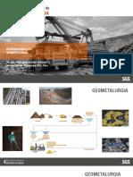 Introdución a La Geometalurgia_Edmundo Alfaro
