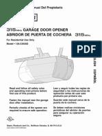 Eleva Puertas Garaje Craftsman