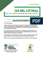 Chasqui Del Litoral Nº 7 - 1ª Quincena Junio 2017